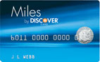 Discover adapted it miles rewards card for 2015
