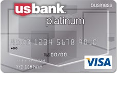 US Bank Visa Business Platinum Credit Card Review