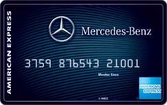 New mercedes benz american express credit card 500 for American express mercedes benz platinum