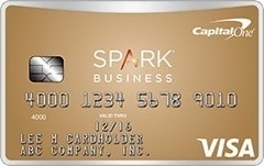 Analysis of Capital One Spark Classic for Business Cash Back Credit Card