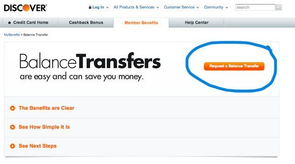 balance transfer credit card recommendations