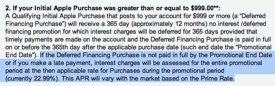 we exposed the fine print and high fees