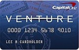 Credit Needed for Venture Rewards from CapitalOne