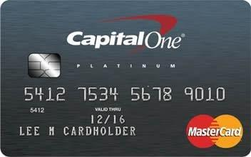 Capital One Credit Steps to Build Credit