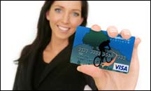 Where did credit cards get their start