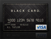 Visa Black Card Review