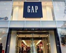 Gap Store Visa Credit Card