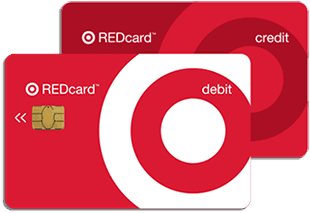Traget in store credit card comparison