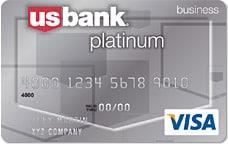 US Bank Visa Business Platinum Credit Card Review