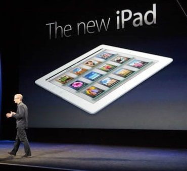 How To Redeem Your Credit Card Points For the New iPad