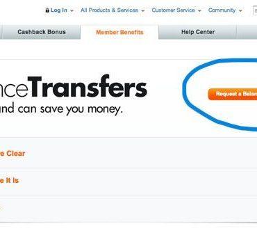 balance zero percent apr transfer offers