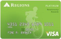 Should I apply for a Regions Platinum Credit Card?