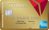 Review of Delta SkyMiles Gold Credit Card from American Express