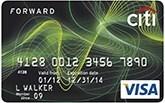 citi forward credit card review