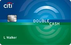 CitiCards Double Cash Back Credit Card