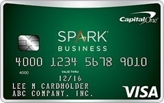 Capital One Spark Cash Signup Bonus Offer