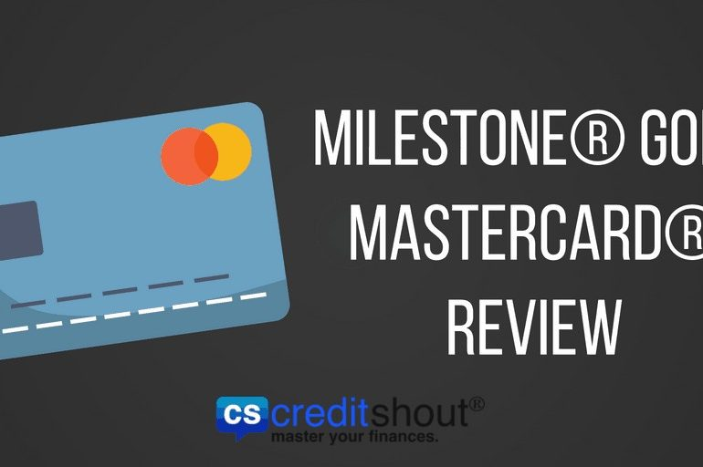 """The Milestone® Mastercard® is a good card to own for those of you that have """"less than perfect credit."""""""