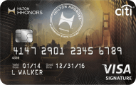 Citi Hilton HHonors Visa Signature Card Review