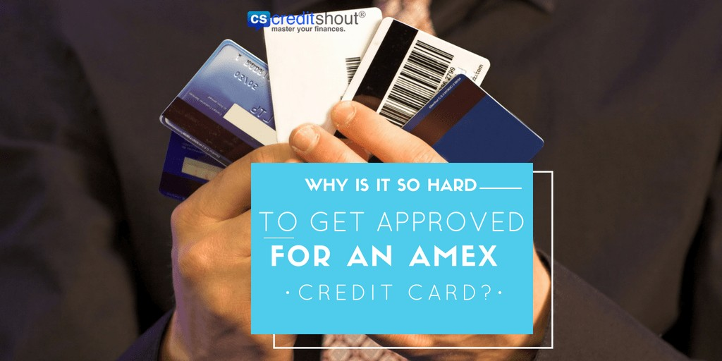 """You might find that even if you do have a solid credit record, that American Express will send you a """"No Thanks"""" after you submit your application."""
